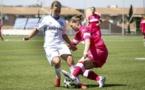 Pauline Cousin a inscrit le dernier but marseillais de la saison (photo OM.net)