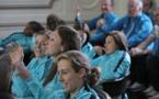 Bleues - Préparation : Elles ne sont plus que 23 !