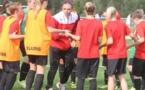 Christophe Carnez a dirigé l'équipe durant trois saisons (photo Avenir de l'Artois)