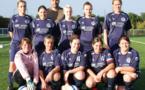 Les féminines de Créonnais feront force commune avec FC portes Entre Deux Mers la saison prochaine. Crédit : FCC Créonnais.