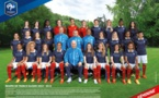 Le poster officiel des Bleues