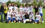 Bretagne - Les féminines de la JA MORDELLES FOOT en DH la saison prochaine
