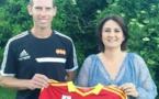 Sébastien Joseph nouvel entraineur (photo RAF)