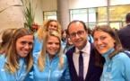 Bleues - Retour sur les 48 dernières heures des Bleues : HOLLANDE, BLANC et CANADA (FFF TV)