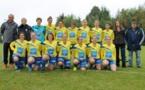 L'AS Saint Martin en Haut est arrivée troisième de sa poule de HR (source : site du club)