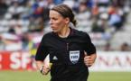 Arbitrage - Stéphanie FRAPPART conserve sa place en Ligue 2