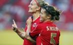 La sélection norvègienne, troisième équipe mondial la plus titrée (photo Foto-net)