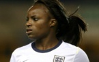 Eniola Aluko, redoutable finisseuse (photo FA)