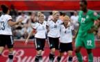 Deux joueuses allemandes sont en tête (photo FIFA.com)