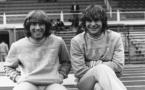 1978, Paganelli et Roussey ont la frange rieuse sur le banc des Verts. Ça ne va pas durer...