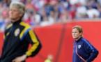 Pia Sundhage a neutralisé les Etats-Unis de Jill Ellis (photo FIFA)