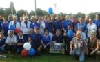 Les Bleues d'un jour, Bleues de toujours étaient réunies à Clairefontaine (photo DR)