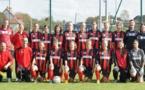 L'US Boulogne Saint-Léonard a réalisé une saison pleine (crédit : site du club)