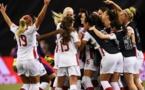 Le Canada termine en tête du groupe A (photo FIFA)