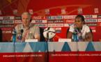 """Bleues - Philippe BERGEROO : """"Je ne suis pas dans l'objectif d'être éliminé"""""""