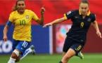 Marta et le Brésil rentrent à la maison (photo FIFA)