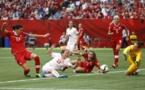Coupe du Monde 2015 - Le CANADA bat difficilement la SUISSE