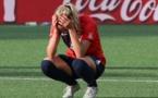 Gry Tofte Ims et la Norvège sont abbatues (photo FIFA.com)