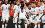 L'Angleterre réussit un historique parcours (photo FIFA.com)