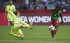Francine Zouga est de retour en D1 féminine (photo RTS)