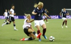 Amandine Henry a brillé et décroché le ballon d'argent (photo FIFA.com)