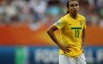 Marta et le Brésil ont déçu (photo FIFA.com)