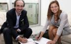 Laure Boulleau reste au PSG (photo club)