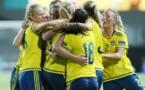 La Suède s'apprête à affronter l'Espagne (photo UEFA)