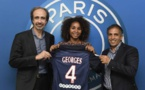 Laura Georges reste au PSG un an de plus (photo PSG)