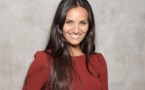 Ancienne Miss Auvergne, Sonia Souid est agent de joueurs pour le compte d'une société spécialisée (photos DR).