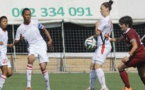 Les joueuses de Esther Sunday, Uchechi Sunday & Anna Pilipenko du ZFK Minsk qualifiées pour les seizièmes (photo UEFA)