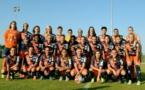 Les Montpelliéraines 2015-2016 (photo MHSC Women)