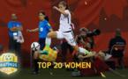 FIFA 16 - Le top 20 des joueuses : Louisa NECIB en 4e position