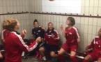 D1 - Les Rafettes proposent de relever le défi (vidéo)
