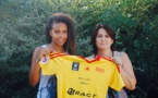 D1 - Bettina MATONDO quitte RODEZ