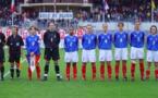 A Dijon, en 2004, les Bleues concèdent 5 buts face à la Russie, un record (photo Sébastien Duret)