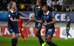 Bleues - FRANCE - ROUMANIE : les buts en vidéo