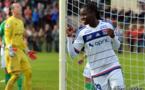Premier match européen pour Griedge Mbock