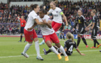 Delie est la dernière buteuse parisienne, en Ligue des Champions, en finale la saison dernière (photo UEFA)