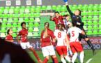 Brocheray a inscrit le second but de la tête (photo FC Metz)