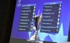 Ligue des Champions (Tirage des huitièmes) - ATLETICO - LYON et ÖREBRO - PSG