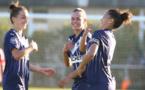 Sarah Cambot et Bordeaux ont réussi un beau succès contre Angers (photo FCGB)
