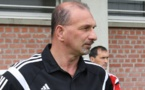 Claude Rioust dirigeait Arras en D1 la saison dernière (photo archive FCF Arras)