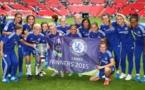 ANGLETERRE - CHELSEA réalise le doublé coupe-championnat