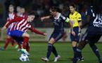Abily et l'OL ramènent la victoire de Madrid (photo Atlético)