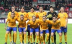 Barcelona s'impose sur la pelouse de Twente devant plus de 15 000 spectateurs (photo FCT)