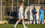 Deux nouveaux buts pour Sandrine Brétigny avec l'OM (photo OM.net)