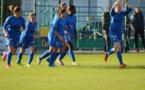 Chalmet a marqué le premier but d'Yzeure (photo FFYAA)