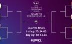Ligue des Champions (Tirage au sort) - FC BARCELONE - PSG, LYON - SLAVIA PRAGUE en quart, une demi-finale française ?