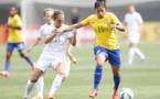 International - BRESIL - NOUVELLE-ZELANDE : 0-1